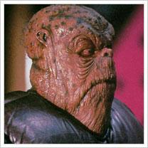 Morn from Star Trek: Deep Space Nine
