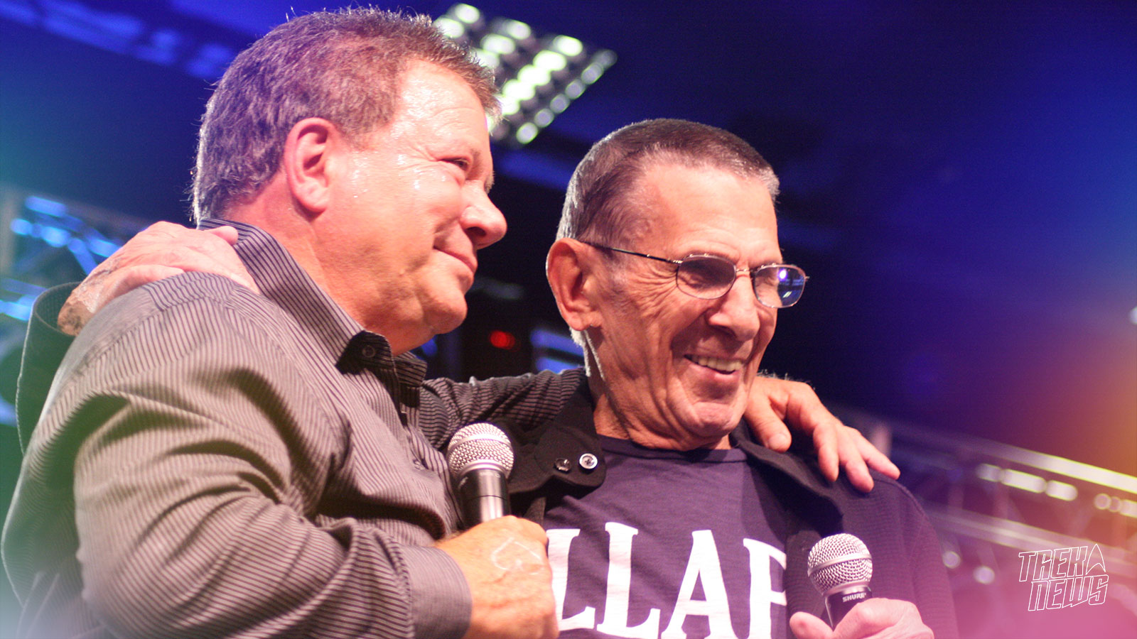 Star Trek Las Vegas Convention Recap: William Shatner, Leonard Nimoy, Patrick Stewart, Jeri Ryan & More