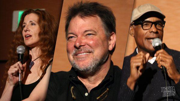 Hollywood Xpo 2010 Report: Jonathan Frakes, Michael Dorn, Nichelle Nichols, Walter Koenig & More