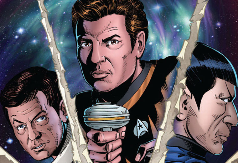 [REVIEW] First Two Issues of 'Star Trek: Infestation'