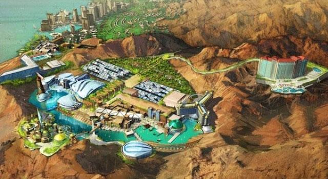 Red Sea Astrium