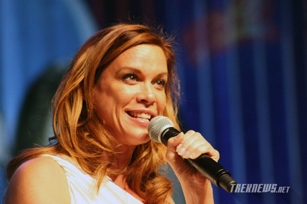 Chase Masterson discusses her time as Leeta on DS9