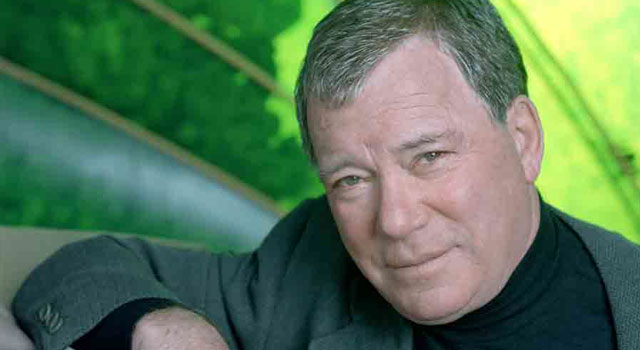 "William Shatner Announces New ""Captains"" Contest"