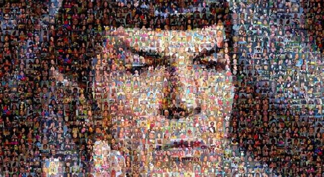 Star Trek Mosaics