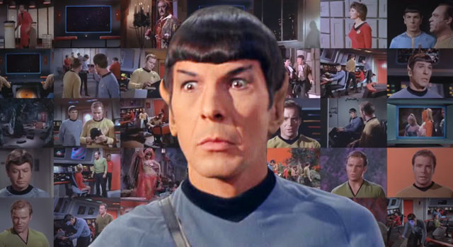 WATCH: 56 Episodes of Star Trek — At Once