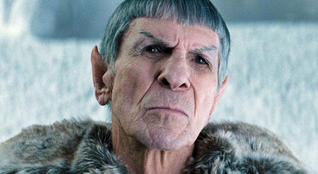 Leonard Nimoy Hints at a Possible Return to Star Trek