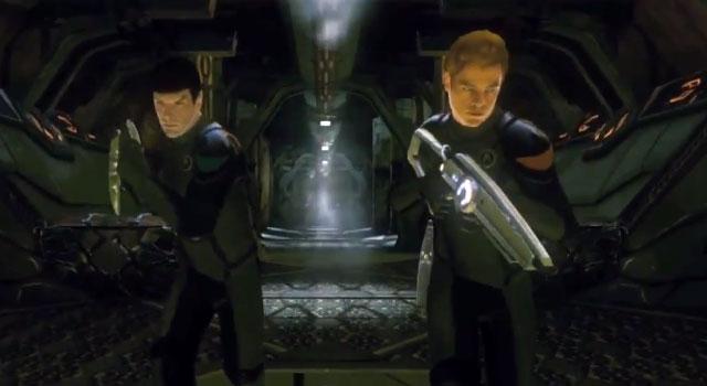 Star Trek Video Game Teaser Trailer