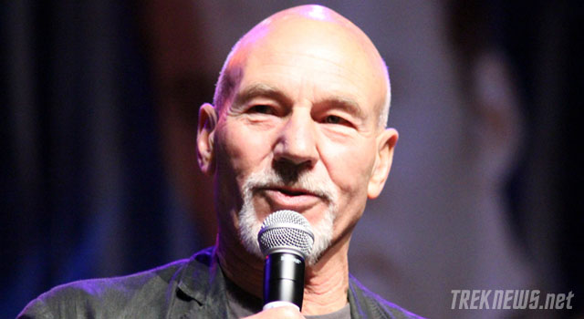 Patrick Stewart, Jonathan Frakes & Brent Spiner Headline This Weekend's Star Trek Convention in New Jersey