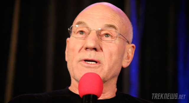 "Patrick Stewart: ""Star Trek is Simply a Phenomenon"""
