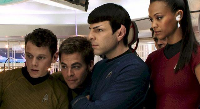 Star Trek Sequel Wraps + Roundup of News, Rumors & Photos