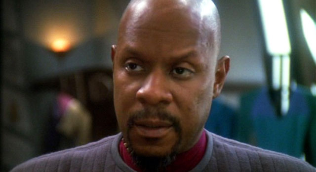 Avery Brooks: Benjamin Sisko Does Not Define Me