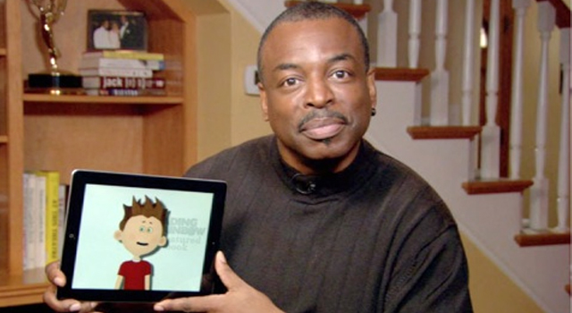 "LeVar Burton's ""Reading Rainbow"" Returns — for iPad"