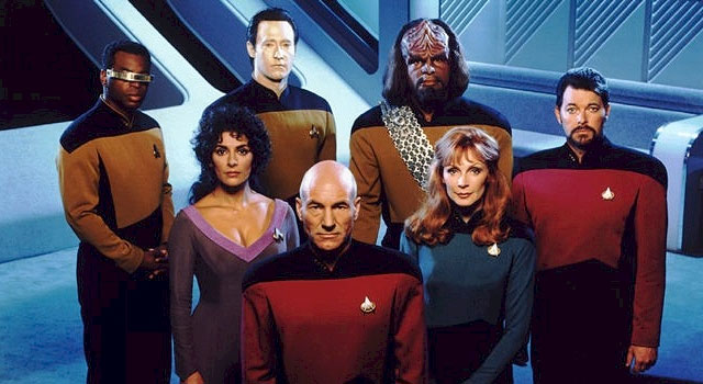 First U.S. 'Star Trek: The Next Generation' Cast Reunion to Take Place This October in Austin