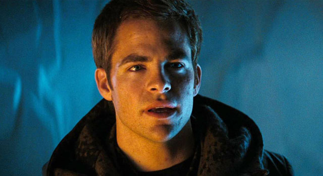 Chris Pine Talks Pressures of the Star Trek Sequel