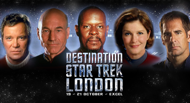 Largest UK Star Trek Convention in Over a Decade to Take Place Next Month