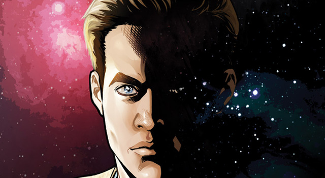 Star Trek Into Darkness Prequel Comics Announced from IDW