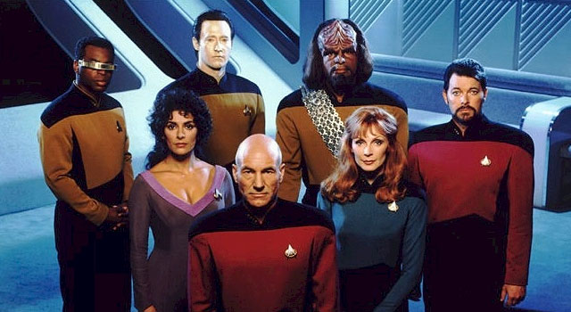 TNG 25-Year Reunion Set for Wizard World New Orleans