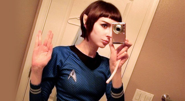 "New Trekkie Dating Site Helps You ""Live, Love and Prosper"""