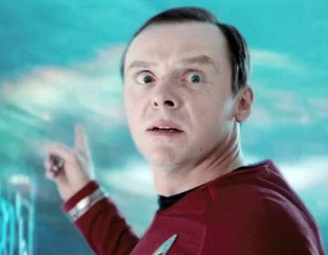 First Star Trek Into Darkness Trailer Is Coming Thursday, Says Simon Pegg