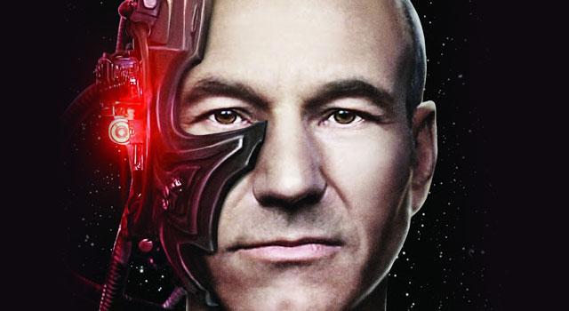 "Cover Art Revealed For Star Trek: TNG ""Best of Both Worlds"" & Complete Season 3 Blu-ray Release"