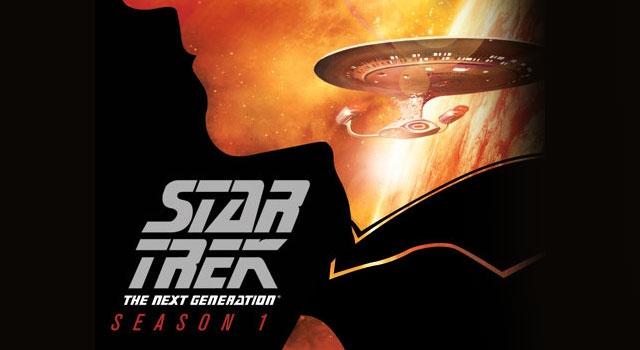 All Seven Season of Star Trek: TNG to Be Re-Released on DVD in April