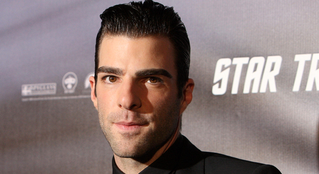 Zachary Quinto Talks A Darker 'Star Trek,' J.J. Abrams Decision to Direct 'Star Wars' and More