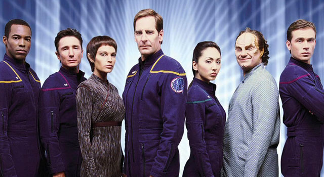 Cover Art For Star Trek: Enterprise Season 2 on Blu-ray Revealed