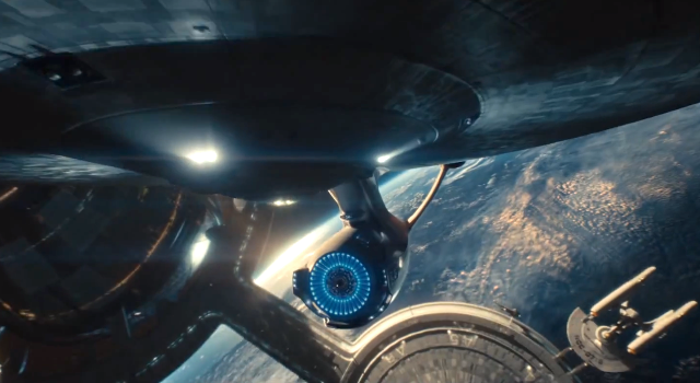 WATCH: 'See The Future Today' With Mazda's New STAR TREK INTO DARKNESS TV Spot