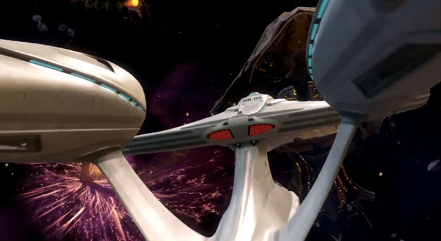 Star Trek: The Video Game Available Today + See 'New Vulcan' In Special Launch Trailer