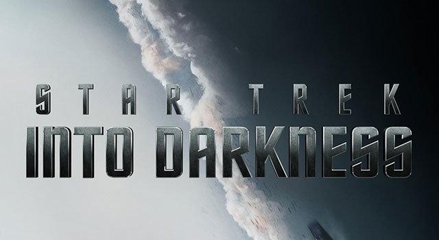 The Enterprise Plummets Toward Earth In New STAR TREK INTO DARKNESS Poster