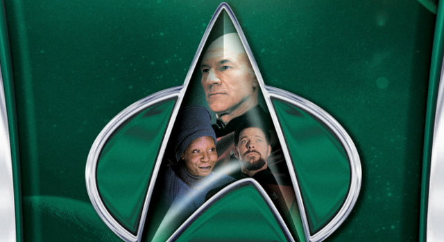 FIRST LOOK: Cover Art + Trailer For Star Trek: TNG Season 4 On Blu-ray