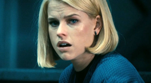 Alice Eve Talks Narrating The STAR TREK INTO DARKNESS Audiobook
