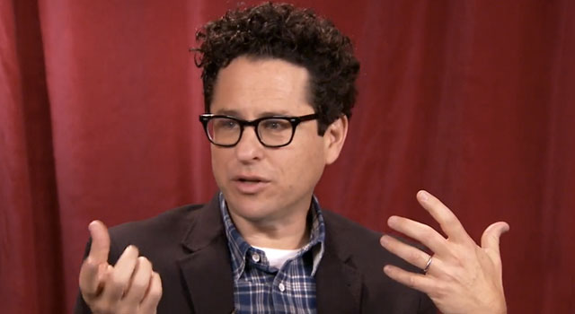 J.J. Abrams Talks Klingons, Enterprise Vs. Millenium Falcon, 'Into Darkness' & More