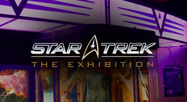 Star Trek: The Exhibition Launches Summer Fair Tour