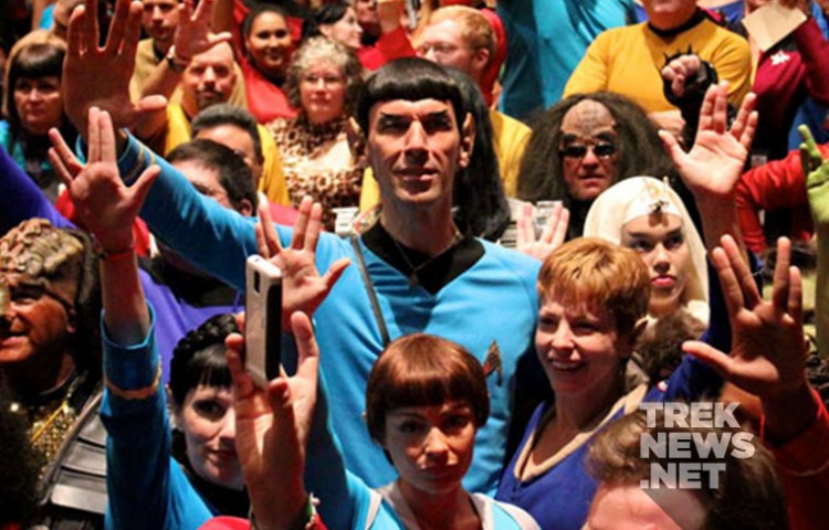Upcoming Star Trek Conventions