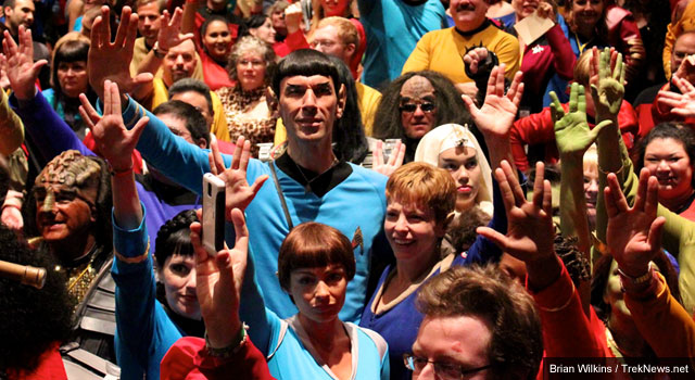 World Record Attempt Scheduled for Las Vegas Star Trek Convention