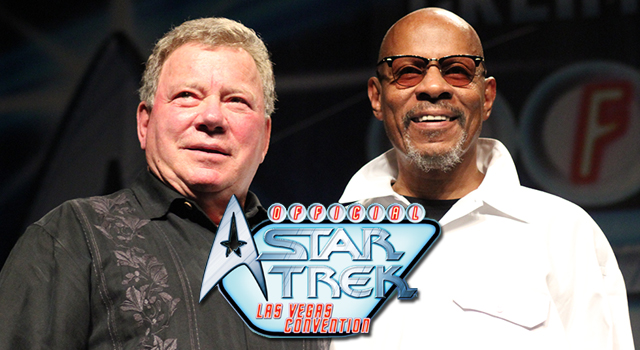 PREVIEW: Las Vegas Star Trek Convention 2013 With Over 100 Guests, Including Shatner, Brooks, Mulgrew, and Takei