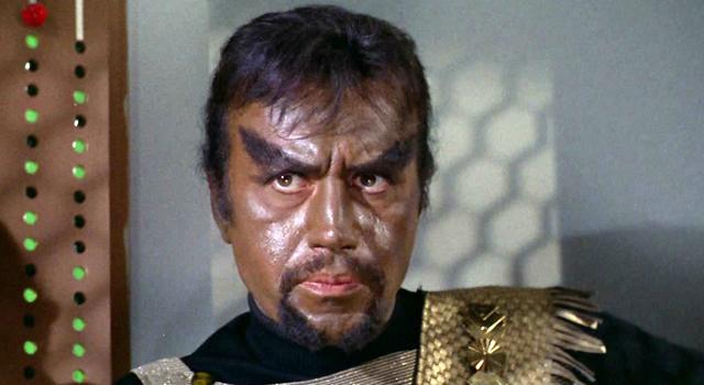 Michael Ansara, Actor Who Played Klingon Commander Kang, Dies At 91