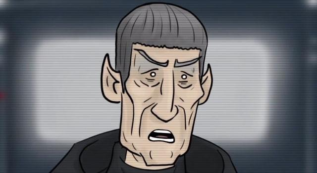 WATCH: Star Trek Into Darkness Gets Honest Trailers Treatment