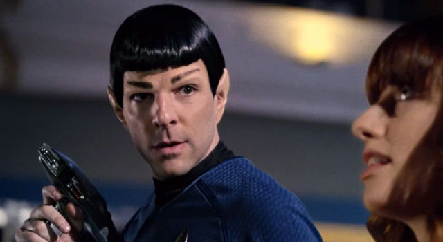 WATCH: New Xbox One Commercial Features Zachary Quinto As Spock