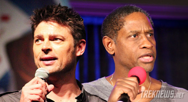 Karl Urban, Tim Russ Added To 'Destination Star Trek Germany'