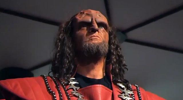 """WATCH: Star Trek: Phase II Ventures To Qo'noS In """"Kitumba"""""""