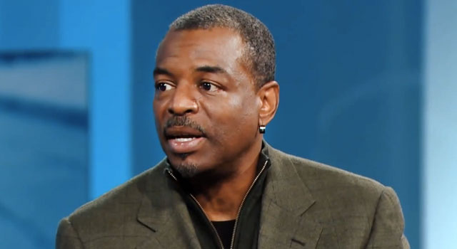 LeVar Burton Talks Equality, Gene Roddenberry, And The Genius Of 'Star Trek'