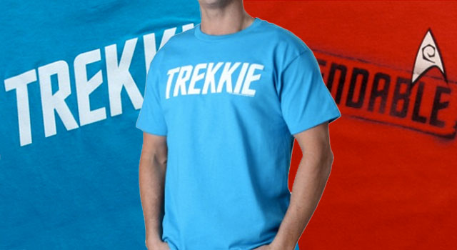 Show Off Your #TrekStash And You Could Win A Star Trek T-Shirt From TrekNews.net And T-Shirts.com