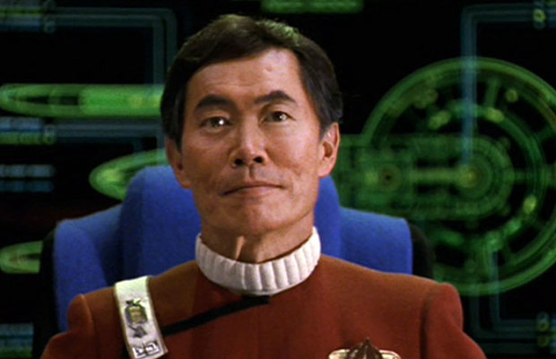George Takei Talks Shatner Feud, Gene Roddenberry On 'Real Time'