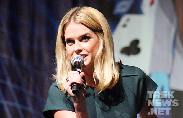 Alice Eve Engaged