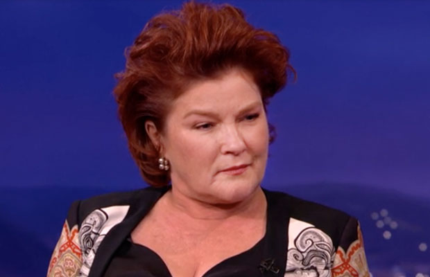 WATCH: Kate Mulgrew Gets Revenge on 'Conan'