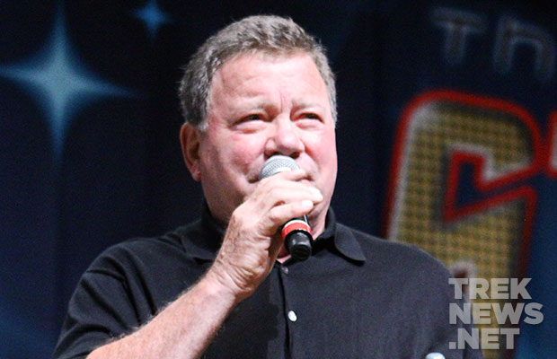 #STLV '14: Shatner Talks 'Star Trek V', Klingons On Stage, A Look Back At 'The Experience'