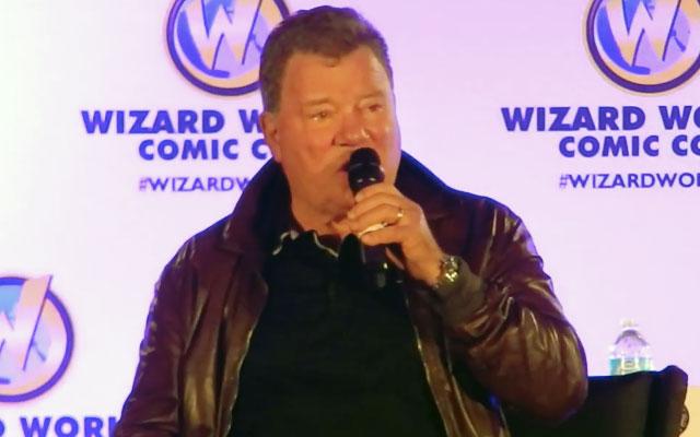 William Shatner: I'd Love To Do 'STAR TREK 3'