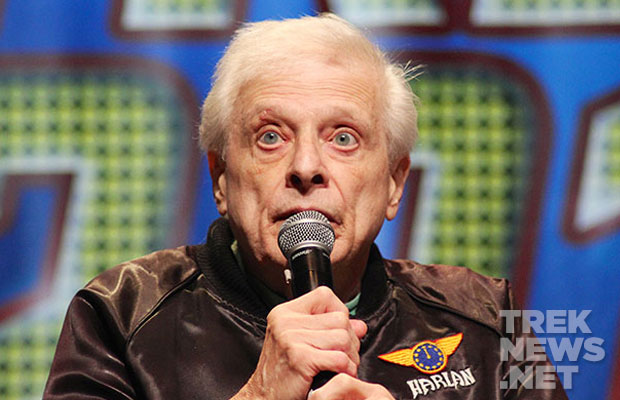 Harlan Ellison Recovering After Stroke